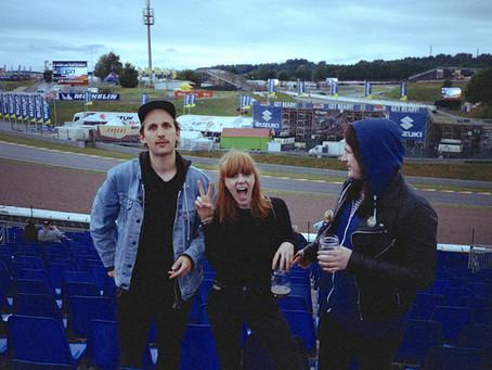 "Snøffeltøffs announce new LP ""Frohnau"", share first Single: Watch Here"