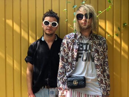 "Die Cigaretten share English-Version of their Hit-Single ""Pillen"": Here's ""PILLS"""