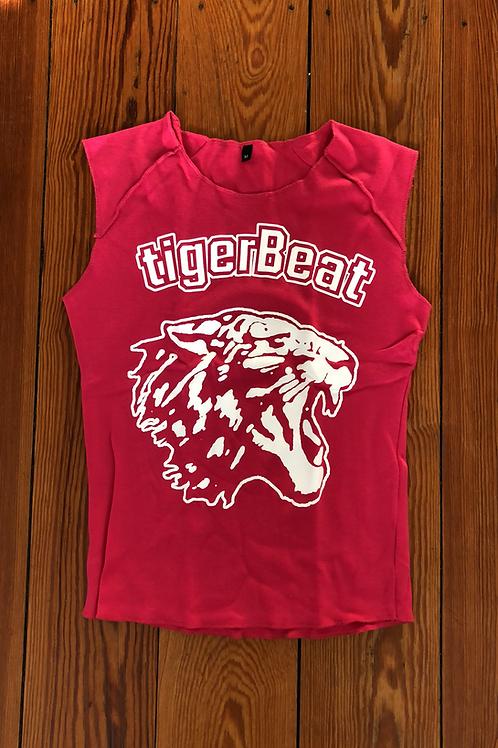 Tigerbeat - Ladies Tank Top Red