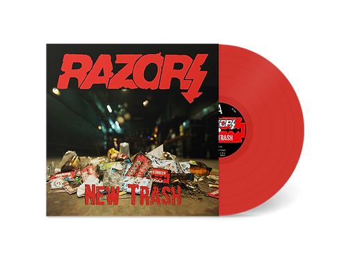 Razors - New Trash EP