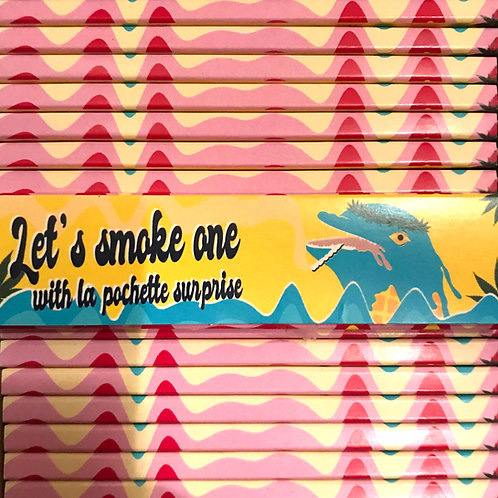 Let's Smoke One - King Size Slim Longpapes