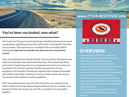 CTUIR COVID-19 Weekly ICT Update | March 26, 2021