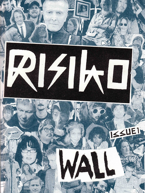 "RISIKO Magazine - Issue 1 ""Wall"""