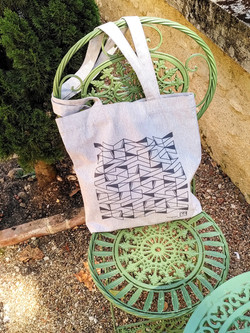 Sacs graphiques - made by LoVE -