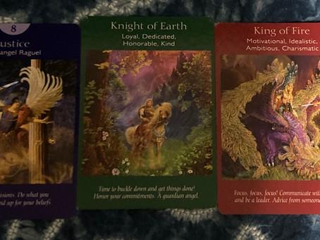 Spiritual collective reading: Happy New Moon in Virgo!