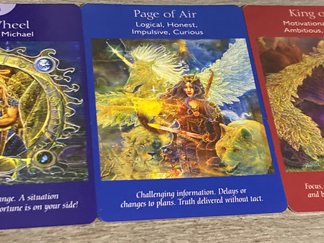 Spiritual collective reading: Stay grounded through these intense Neptunian vibes, please!
