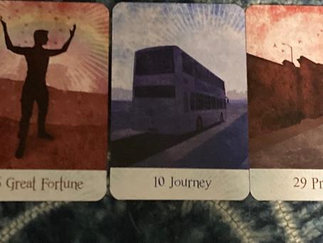 Spiritual collective kipper card reading