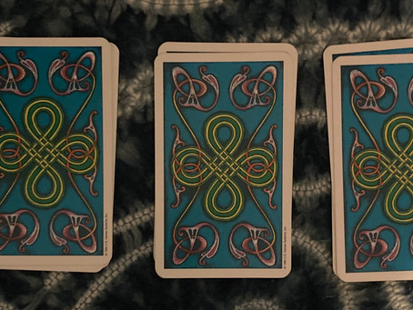 What actually was meant to be a lesson of an experience for you? Pick a card