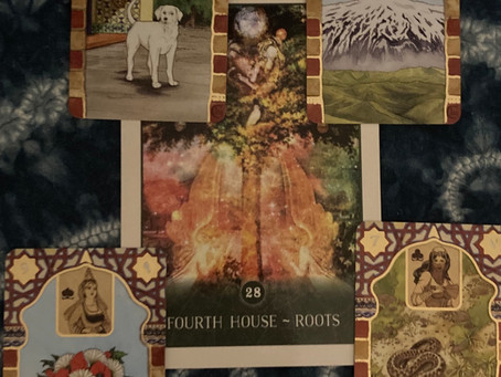 Samhain, spiritual collective reading