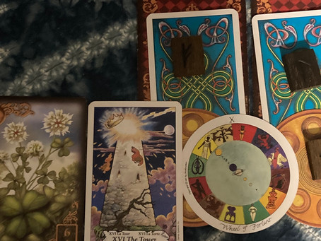 What is a good thing to be mindful of this mercury retrograde energy? Card  reveal