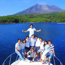 新島探検ツアー