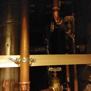 Mechanical Pipe Work