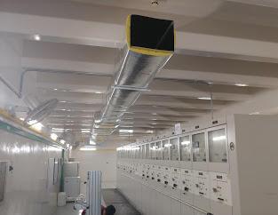 ACMV Ducting Work