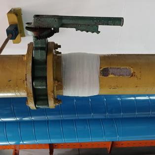 Composite Leak Repair