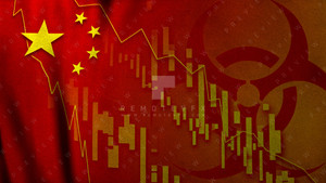 February's #1 in stock footage: Chinese Wuhan Virus and the threat of a global economic crisis.