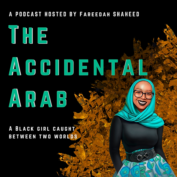 The Accidental Arab Podcast -TAAP Cover