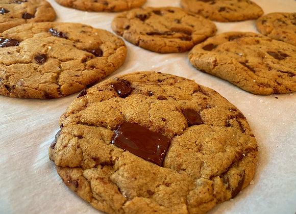 Chocolate Chip Cookies (1 Dozen)