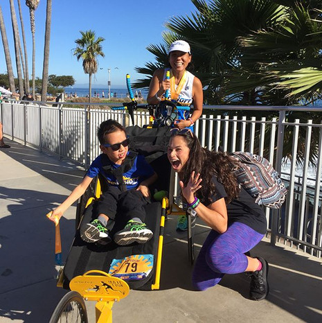Yesterday, I had the gift of going to The Challenged Athletes Foundation's headquarters (_cafoundation) in San Diego.jpg