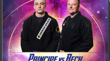 Coach Brian and Coach Sam competing in FIGHT 2 WIN MAY 18TH