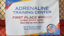BEST OF CARSON CITY Adrenaline
