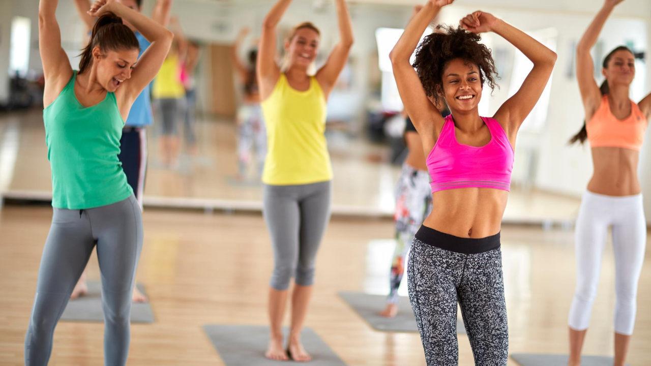 Stretch Move and Tone ONE SESSION