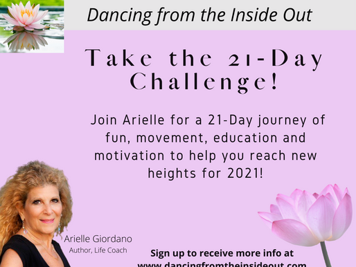 FREE 21 DAY FITNESS CHALLENGE