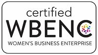 Weomen's Business Enterprise Certified Logo