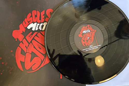 Vinyl - Muscle Shoals Meets the Rolling Stones
