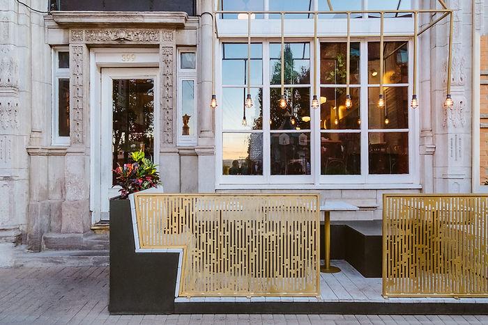 Terrasse du Projt