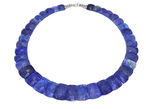 Purest Intuition Tanzanite Necklace