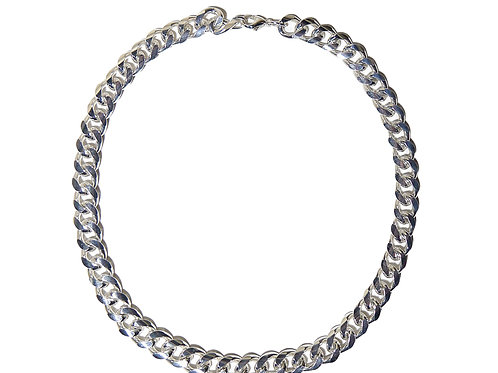 Curb Link Chain (Solid)
