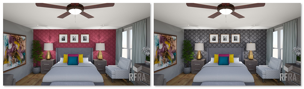 Sample - Master Bedroom - Image - Altern