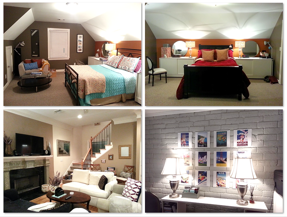 Multi Room Refresh with Item On Hand 2.P
