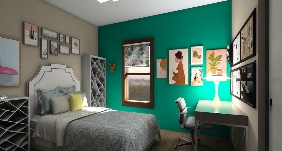 Virtual Staging - Athens, GA - Robyn Foster Thomas
