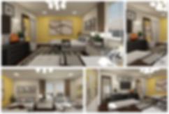 Sample - Guest Bedroom - Yellow - image.