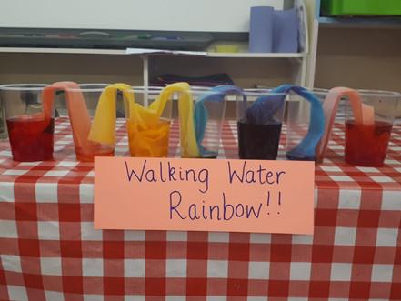 Walking Water Rainbow