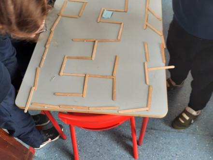 Maze Making