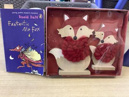 """Third Class love """"Fantastic Mr. Fox"""""""