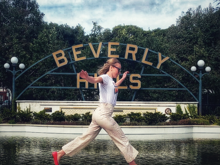 Beverly Hills - Shop Till You Drop!
