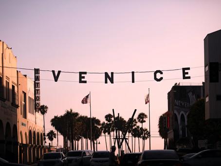 Venice Beach - Schmelztiegel für Kunst, Kultur und Andersartigkeit.