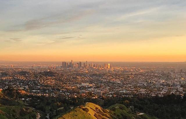 Hallo aus Los Angeles!