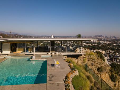 Das Stahl House - nicht nur für Architekturfans!
