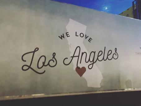 Auf ins Abenteuer - Umzug nach Los Angeles...aber wohin ziehe ich eigentlich?