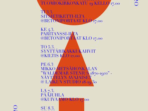 VUOSIJUHLAVIIKKO 2.3-8.3.2020