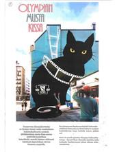 1. Olympian musta kissa
