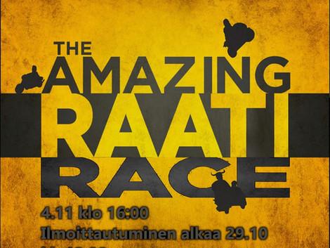 4.11. Amazing Raati Race