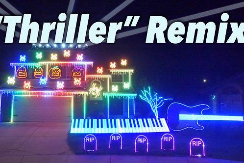 Thriller (Remix) - Xlights Sequence