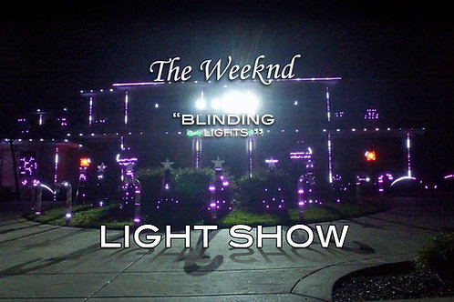 Blinding Lights - The Weeknd
