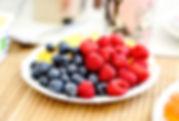 keto berries fruits