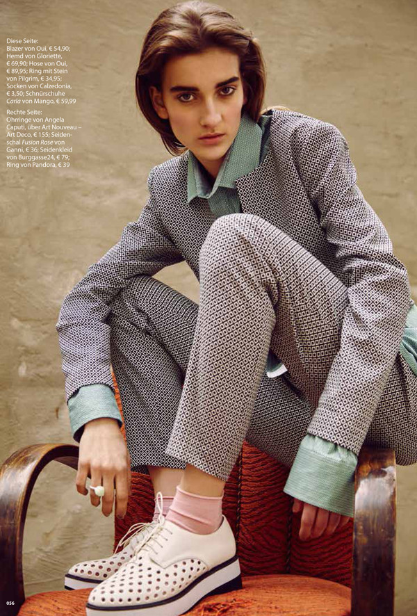britta tess fashion irina gavric